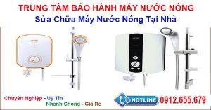 Sửa máy nước nóng