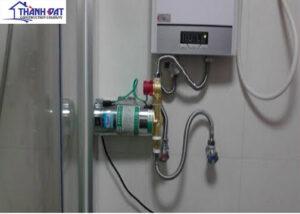 Lắp bơm tăng áp bình nóng lạnh tại nhà từ A - Z