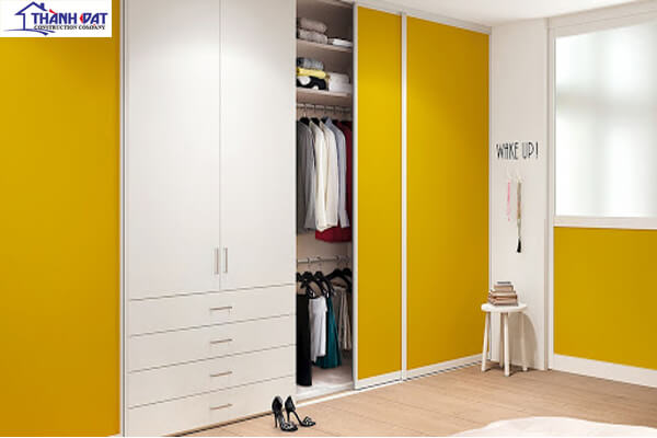 Sửa tủ quần áo tại nhà chuyên nghiệp - giá cạnh tranh