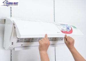 Tháo lắp máy lạnh giá rẻ - tốc độ nhanh - dịch vụ tốt