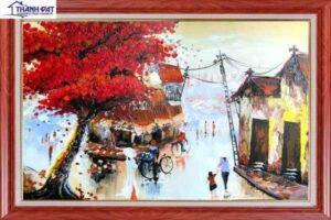 Mùa thu Hà Nội xưa
