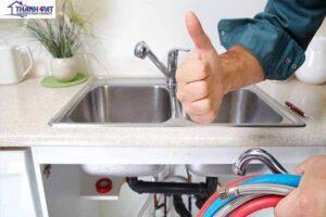 Sửa bồn rửa chén bát đơn giản - hiệu quả cao tại nhà